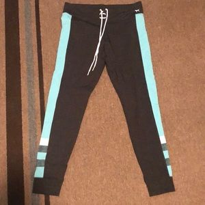 Victoria's Secret Pink Drawstring Leggings